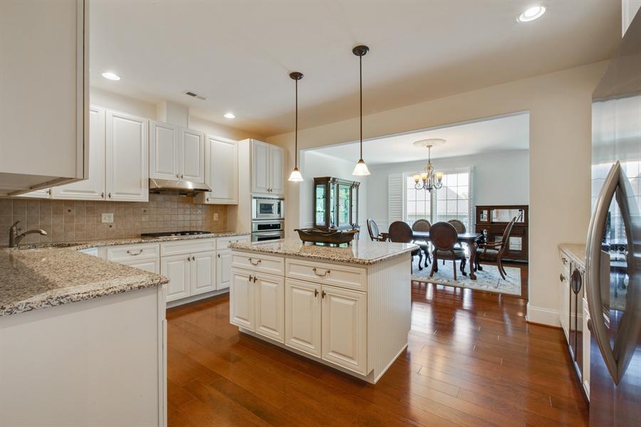 Real Estate Photography - 515 Giada Drive, Wilmington, DE, 19808-1430 - Sophisticated kitchen design