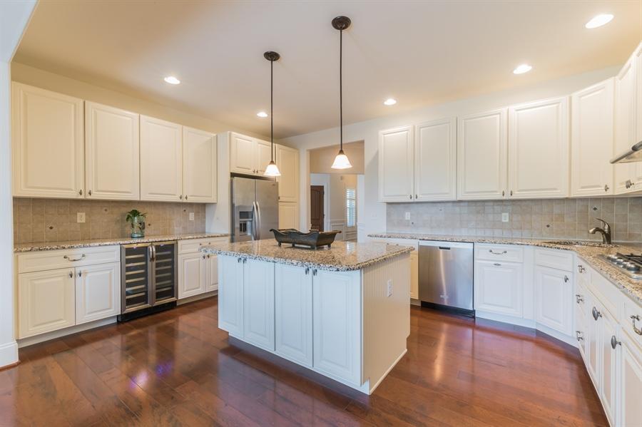 Real Estate Photography - 515 Giada Drive, Wilmington, DE, 19808-1430 - Kitchen with granite & ss appliances