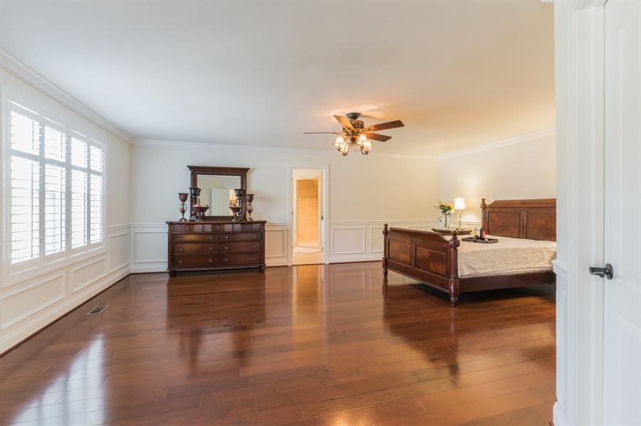 Real Estate Photography - 515 Giada Drive, Wilmington, DE, 19808-1430 - Generous master suite