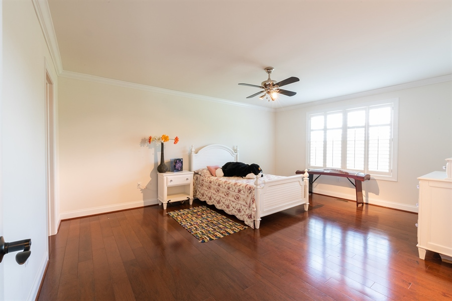 Real Estate Photography - 515 Giada Drive, Wilmington, DE, 19808-1430 - Bedroom 3 with walk in closet