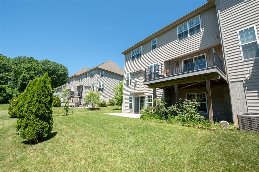 Real Estate Photography - 515 Giada Drive, Wilmington, DE, 19808-1430 - Perfect amount of green space