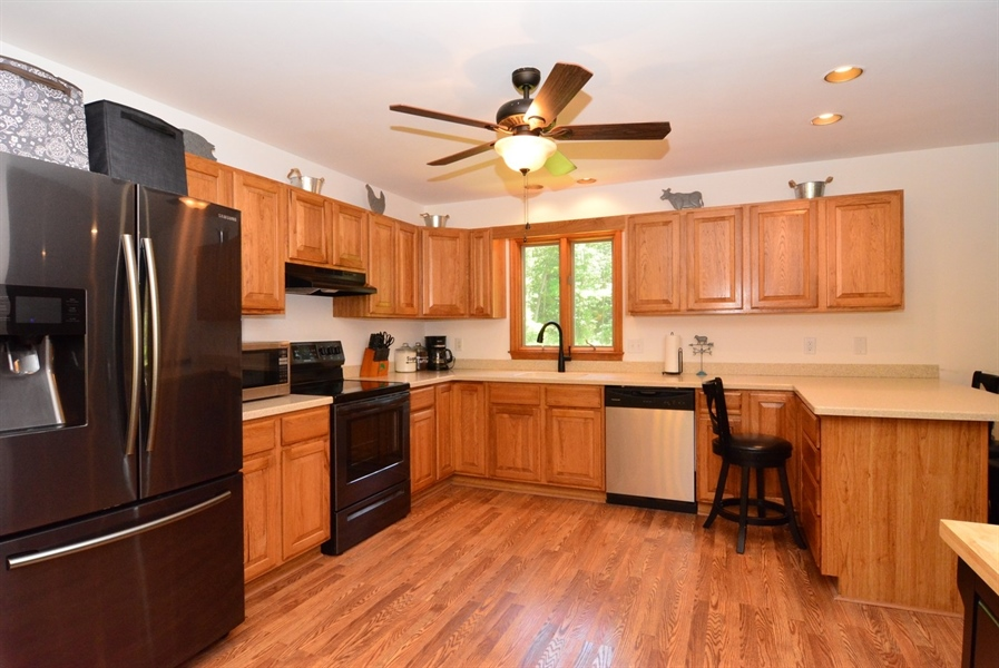 Real Estate Photography - 2 Whispering Woods Dr, Georgetown, DE, 19947 - Kitchen