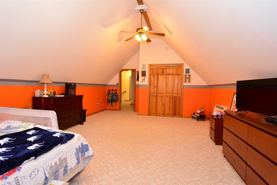 Real Estate Photography - 2 Whispering Woods Dr, Georgetown, DE, 19947 - Bedroom / Exercise Room / Media Room / Office