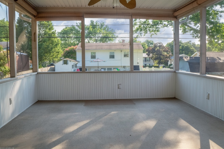 Real Estate Photography - 108 Rolling Dr, Newark, DE, 19713 - Great extension of living space for special events