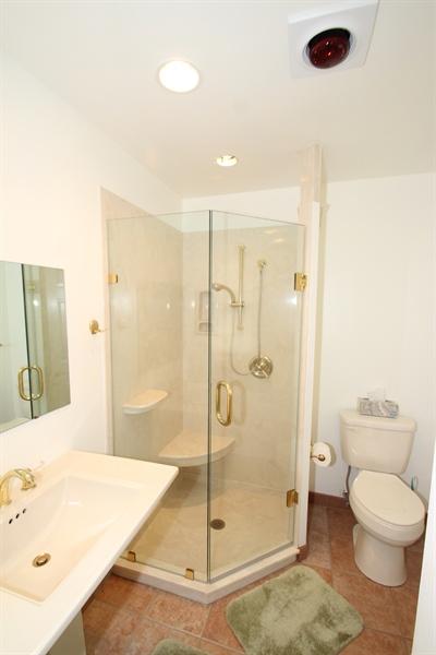 Real Estate Photography - 37 Danvers Cir, Newark, DE, 19702 - Master Bathroom