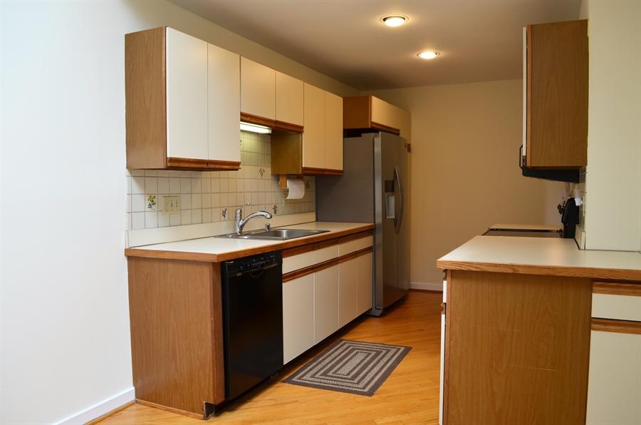 Real Estate Photography - 9 Steeplechase Rd, Wilmington, DE, 19808 - New Dishwasher & Fridge