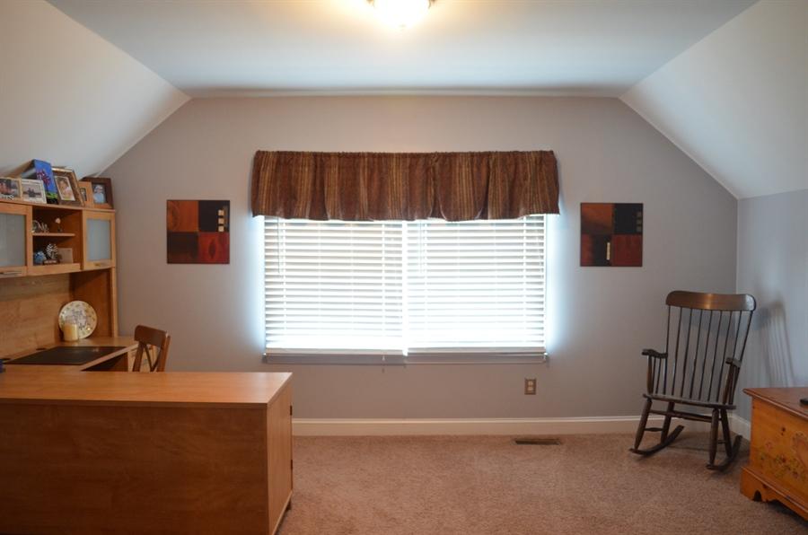 Real Estate Photography - 9 Winterbridge Ct, Newark, DE, 19711 - Master Bedroom Office