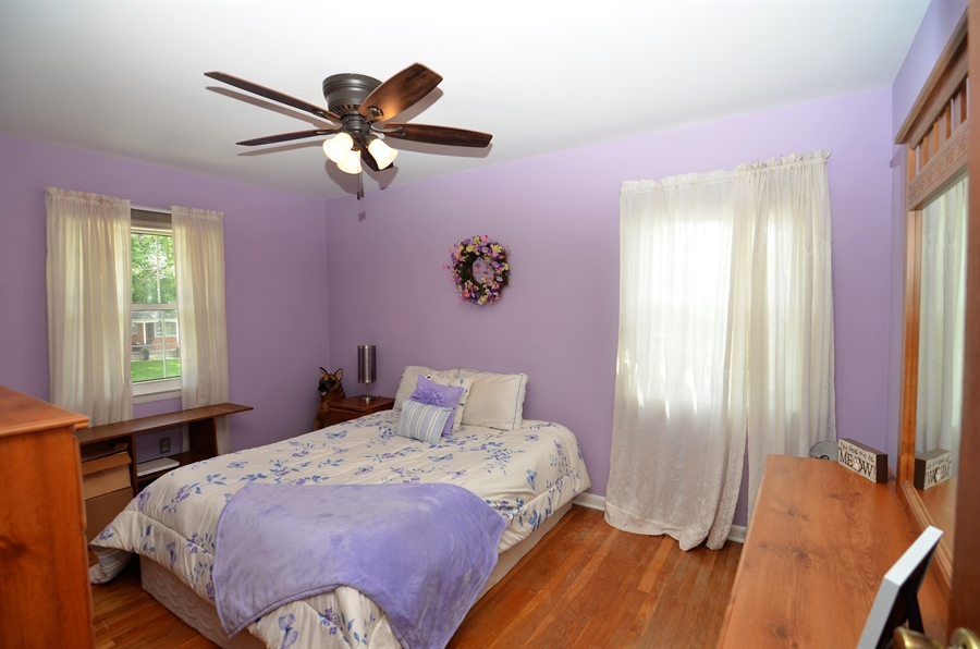 Real Estate Photography - 2210 Lancashire Dr, Wilmington, DE, 19810 - Bedroom 2