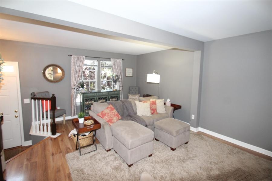 Real Estate Photography - 3 Hibiscus Dr, Newark, DE, 19702 - Living Room