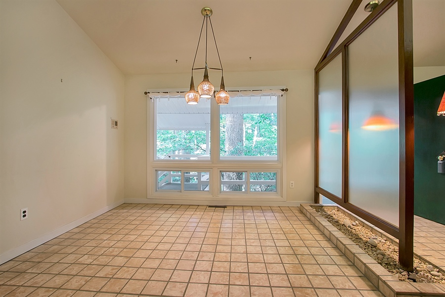 Real Estate Photography - 40 Indian Field Rd, Wilmington, DE, 19810 - Another View of Dining Room