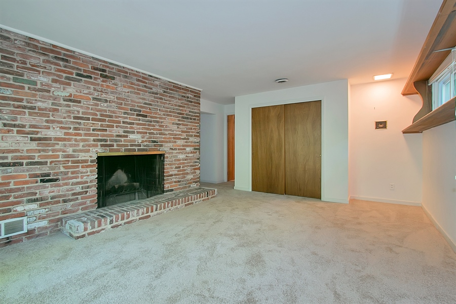 Real Estate Photography - 40 Indian Field Rd, Wilmington, DE, 19810 - Lower Level - Fourth Bedroom