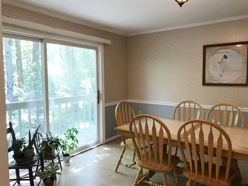 Real Estate Photography - 1 Heather Hill Ln, Elkton, MD, 21921 - Family Rm. French doors to den