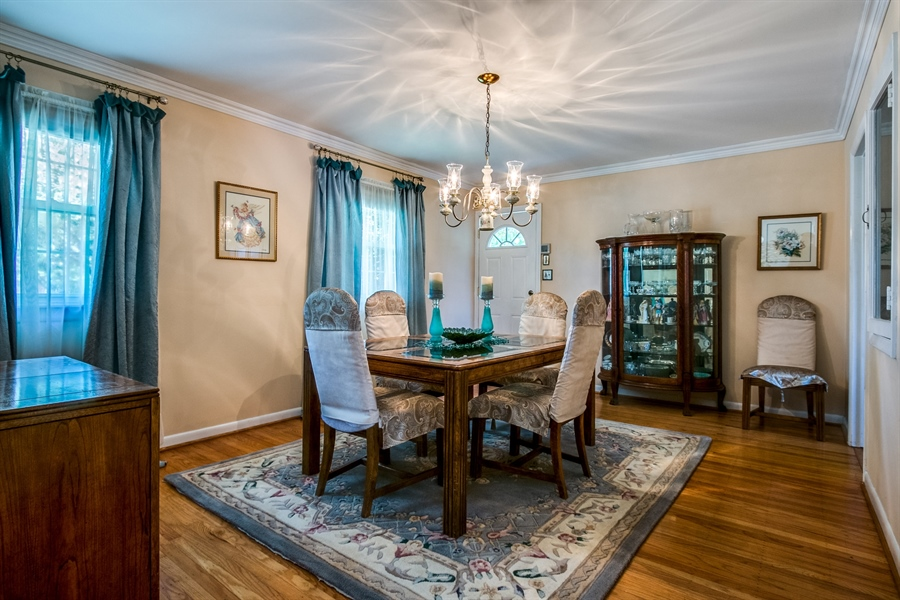 Real Estate Photography - 5 Wheatfield Dr, Wilmington, DE, 19810 - Dining Room