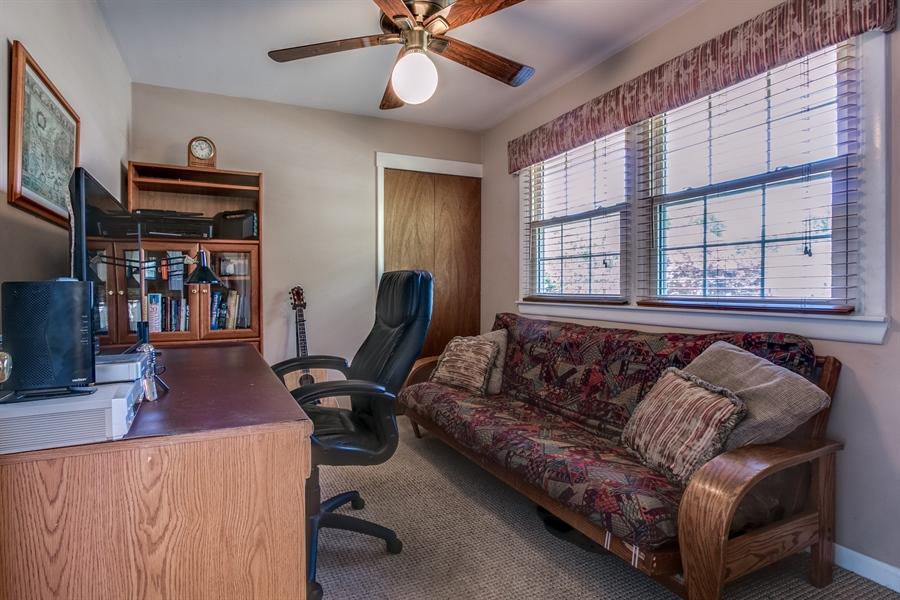 Real Estate Photography - 5 Wheatfield Dr, Wilmington, DE, 19810 - Bedroom #3/Office (M)