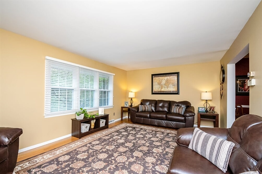 Real Estate Photography - 2319 Empire Dr, Wilmington, DE, 19810 - Large Formal Living Room