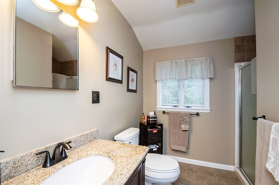 Real Estate Photography - 2319 Empire Dr, Wilmington, DE, 19810 - Master Bathroom