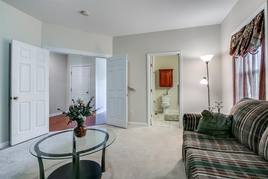Real Estate Photography - 12 Oak Ave, # A, Newark, DE, 19711 - First Floor Bedroom or Living Room