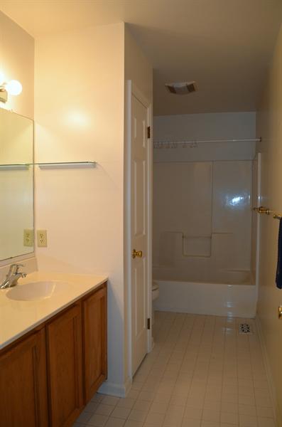 Real Estate Photography - 110 Vineyards Ct, Wilmington, DE, 19810 - 2nd Floor Master Bathroom
