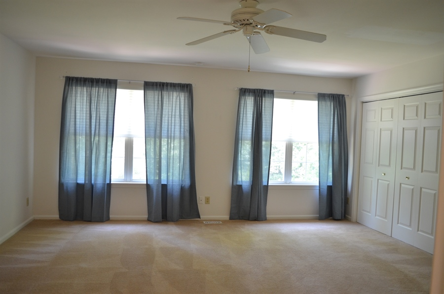 Real Estate Photography - 110 Vineyards Ct, Wilmington, DE, 19810 - 3rd Bedroom w double closets