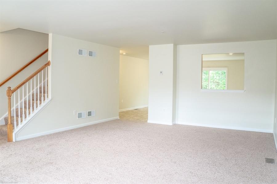Real Estate Photography - 137 Ben Blvd, Elkton, DE, 21921 - Pass thru to Kitchen, stairs to bedroom level