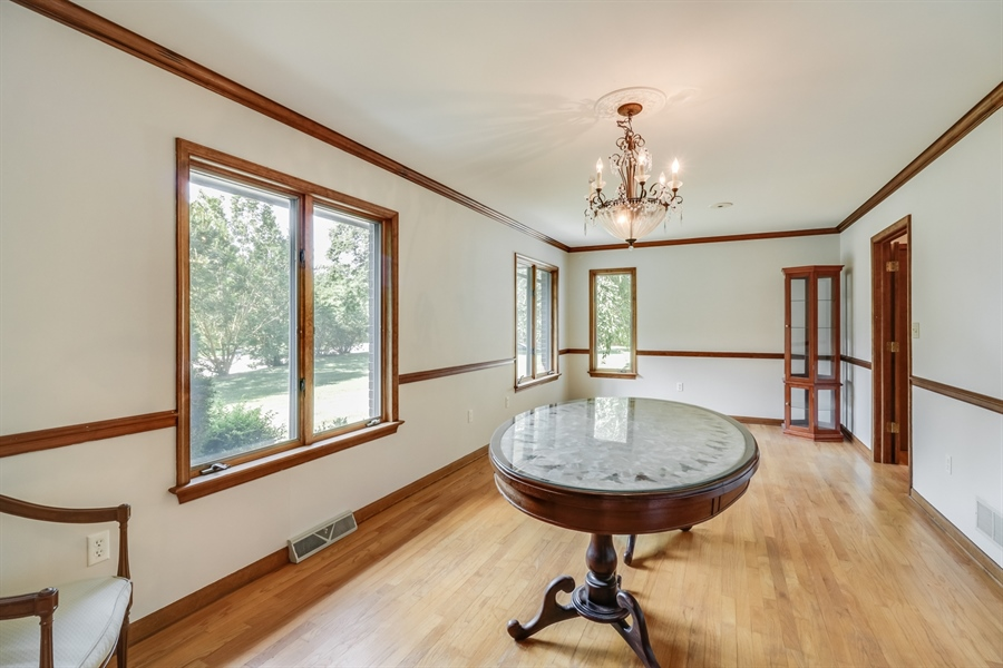 Real Estate Photography - 235 Pine Valley Rd, Dover, DE, 19904 - Huge dining room or living/dining combination