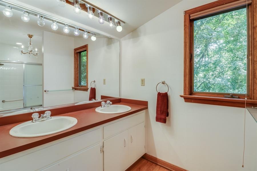 Real Estate Photography - 235 Pine Valley Rd, Dover, DE, 19904 - Main bedroom full bath
