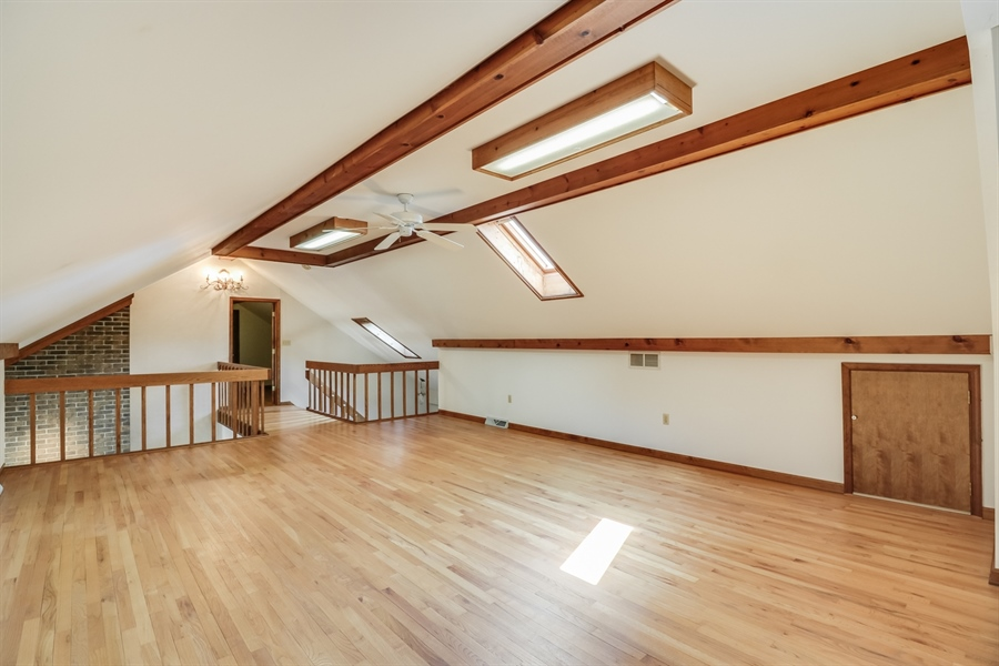 Real Estate Photography - 235 Pine Valley Rd, Dover, DE, 19904 - Bonus space.  Would make a nice game room!