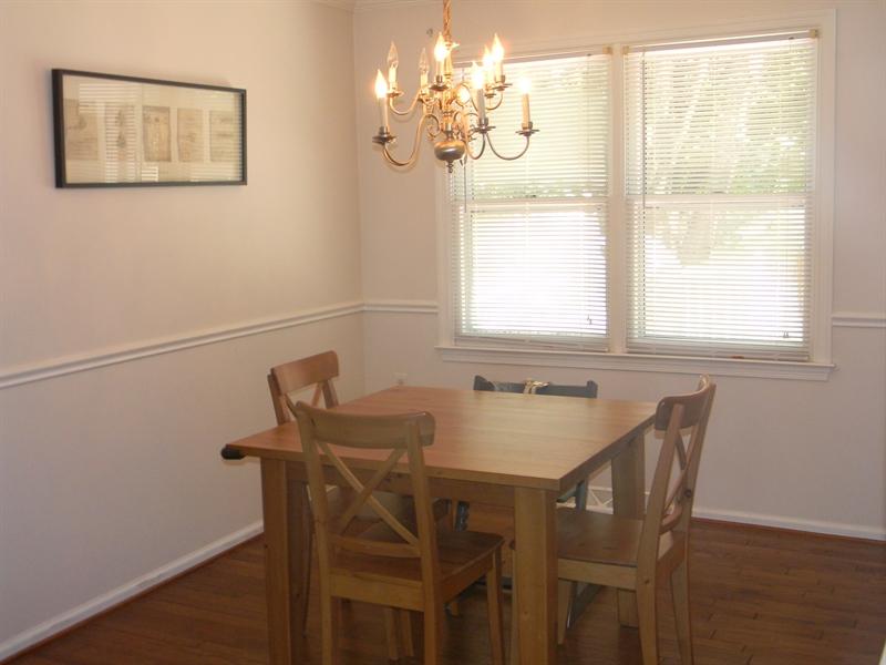 Real Estate Photography - 112 Kirkcaldy Dr, Elkton, MD, 21921 - Dining Room