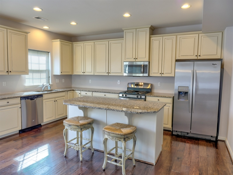 Real Estate Photography - 1320 Madison Lane, Hockessin, DE, 19707 - Gorgeous Kitchen with all the UPGRADES!