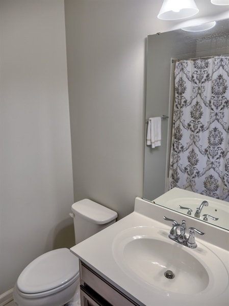 Real Estate Photography - 1320 Madison Lane, Hockessin, DE, 19707 - 2nd Full Bathroom