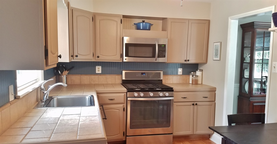 Real Estate Photography - 225 Waverly Rd, Wilmington, DE, 19803 - Kitchen
