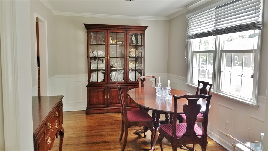Real Estate Photography - 225 Waverly Rd, Wilmington, DE, 19803 - Dining Room