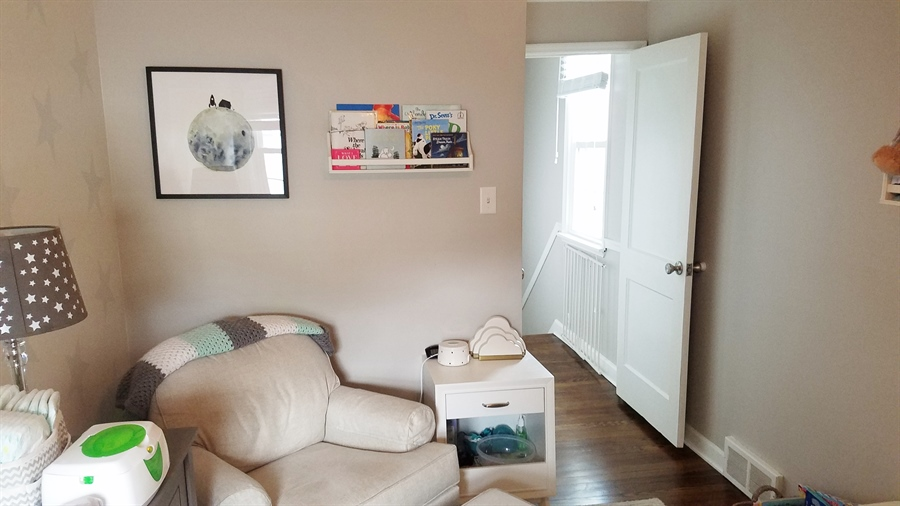 Real Estate Photography - 225 Waverly Rd, Wilmington, DE, 19803 - Bedroom