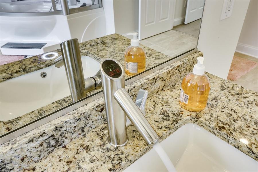 Real Estate Photography - 28459 Cedar Ridge Dr, Millsboro, DE, 19966 - Smart Faucets