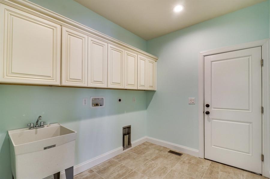 Real Estate Photography - 28459 Cedar Ridge Dr, Millsboro, DE, 19966 - Generous Laundry Room