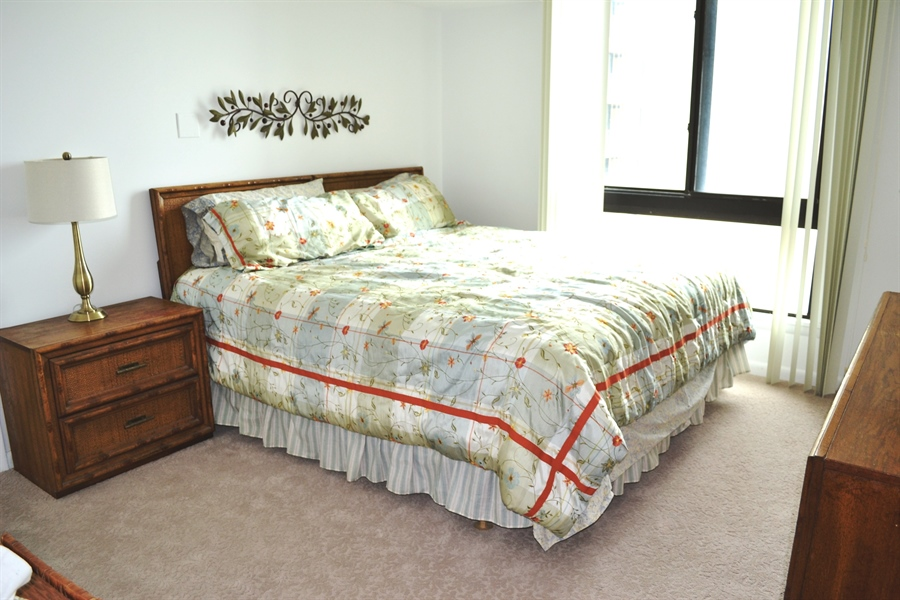 Real Estate Photography - 511 Island House Rd, Bethany Beach, DE, 19930 - Master Bedroom w/New Carpet