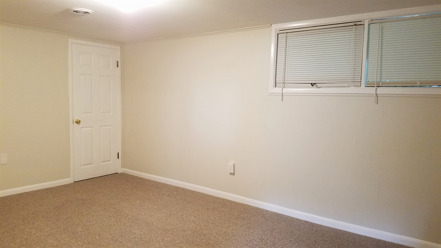 Real Estate Photography - 1418 Fresno Rd, Wilmington, DE, 19803 - Another Lower Level Room, possible 5th Bedroom