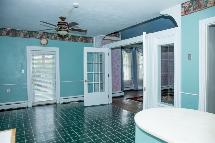 Real Estate Photography - 215 N Cass St, Middletown, DE, 19709 - 11 X 13 breakfast area