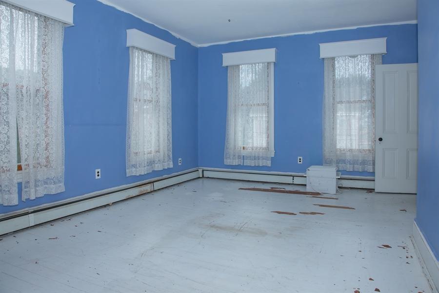 Real Estate Photography - 215 N Cass St, Middletown, DE, 19709 - Master bedroom