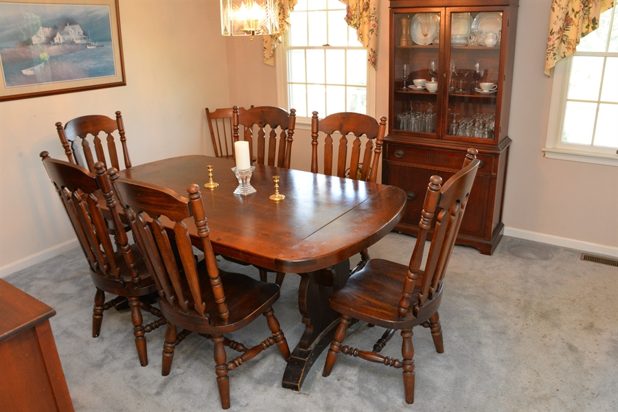 Real Estate Photography - 142 Willow Oak Ct, Elkton, MD, 21921 - Dining Room