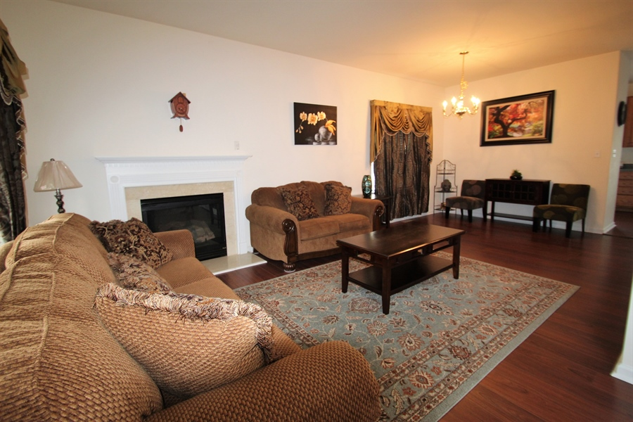 Real Estate Photography - 621 Cypress Ln, Morton, PA, 19070 - Living Room