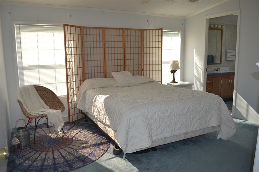 Real Estate Photography - 31391 Erie Ave, Ocean View, DE, 19970 - Owner's Bedroom w/Walk-in Closet