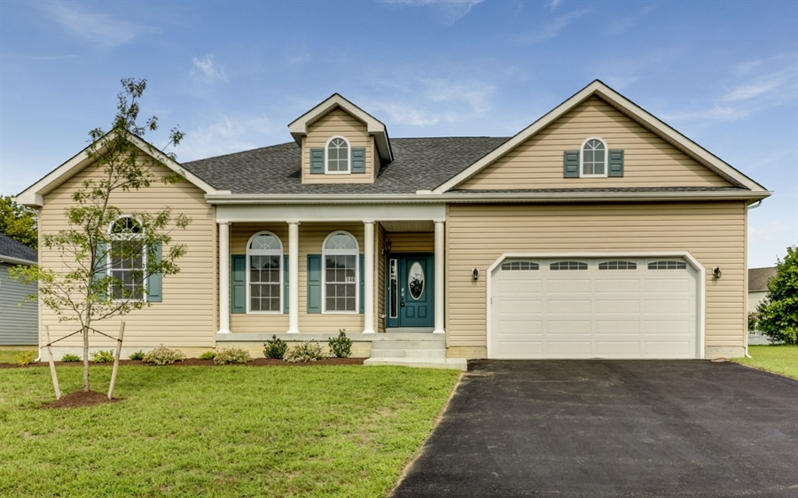 Real Estate Photography - 146 Laks Ct, Smyrna, DE, 19977 - Welcome home!
