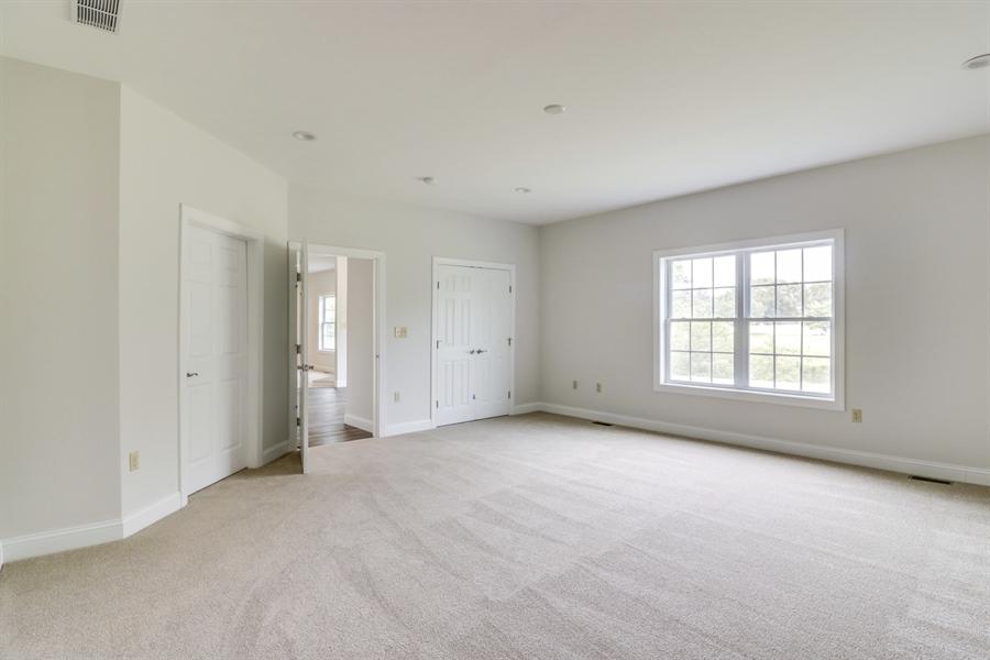 Real Estate Photography - 146 Laks Ct, Smyrna, DE, 19977 - Large main bedroom