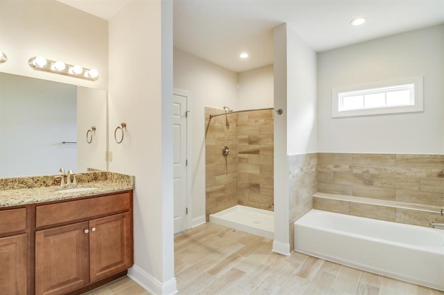 Real Estate Photography - 146 Laks Ct, Smyrna, DE, 19977 - Main bathroom