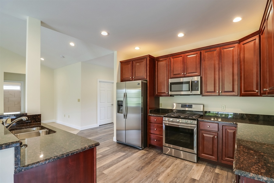 Real Estate Photography - 164 Laks Ct, Smyrna, DE, 19977 - Ample cabinets