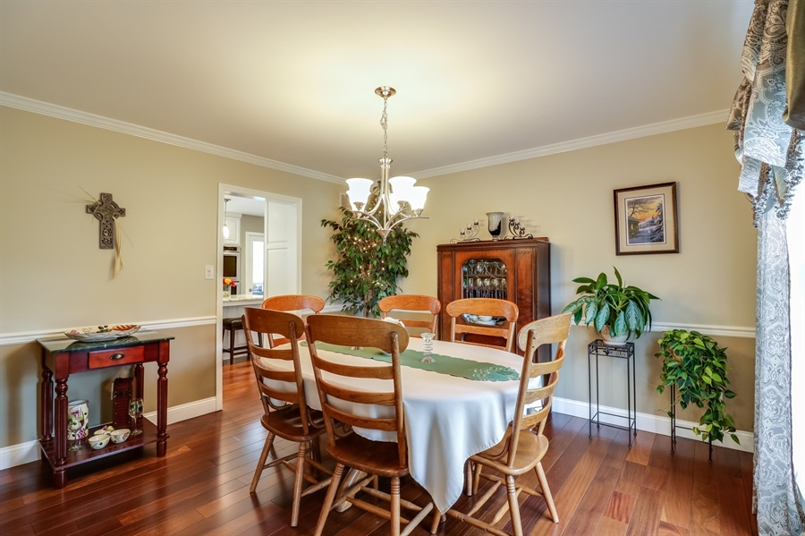 Real Estate Photography - 142 Bromley Dr, Wilmington, DE, 19808 - Another view of Dining Room