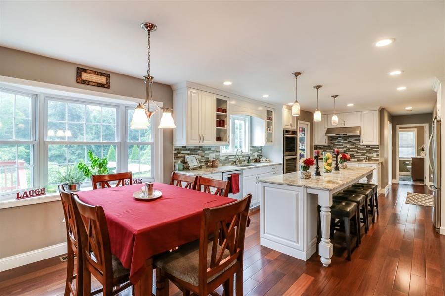 Real Estate Photography - 142 Bromley Dr, Wilmington, DE, 19808 - Breakfast Area