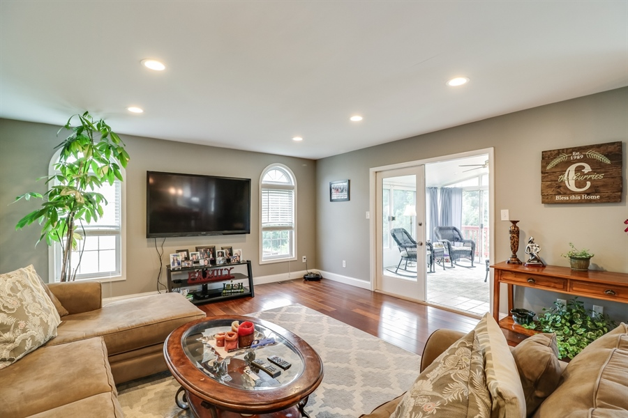 Real Estate Photography - 142 Bromley Dr, Wilmington, DE, 19808 - Another view of Family Room