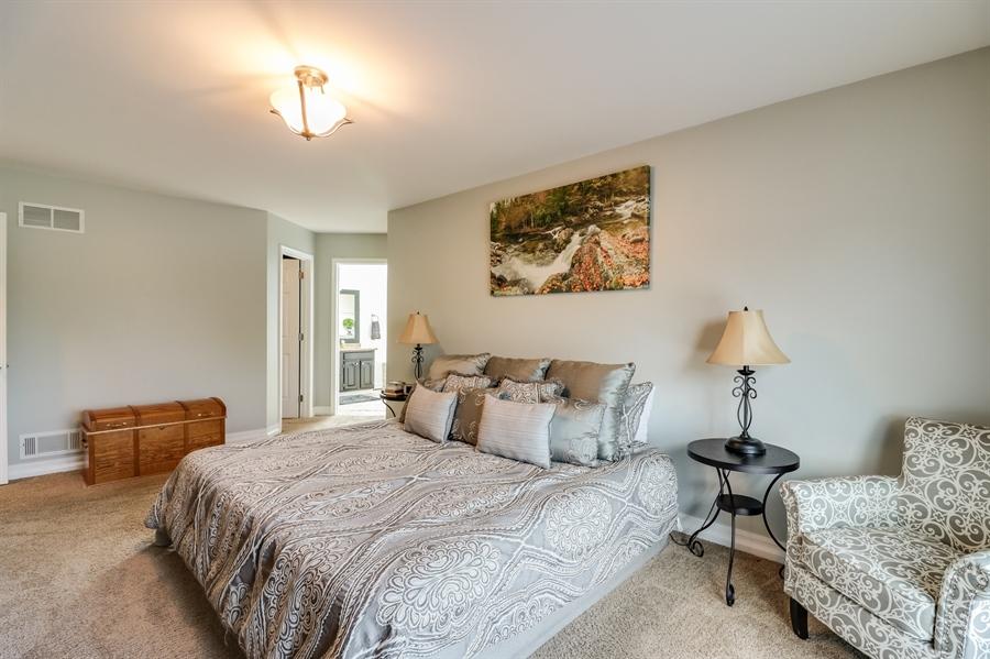 Real Estate Photography - 142 Bromley Dr, Wilmington, DE, 19808 - Master Bedroom